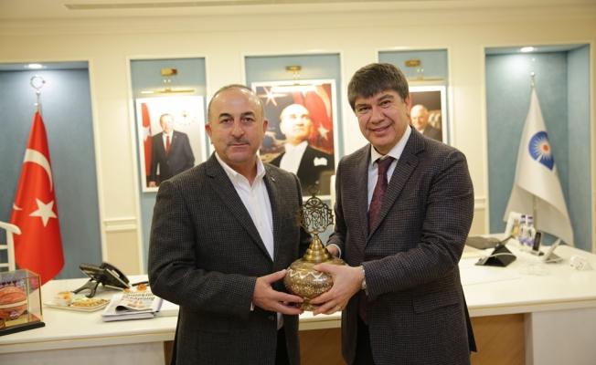 'Cumhurbaşkanımızın Antalya'ya ilgisi bizi mutlu etti'