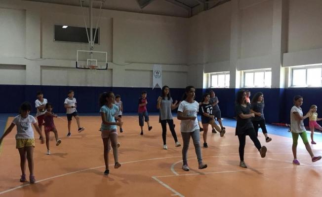 Gençlikspor'un ücretsiz kursları büyük ilgi görüyor