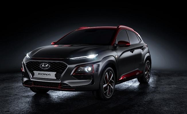 Hyundai'nin Yeni Kahramanı:  KONA Iron Man Edition