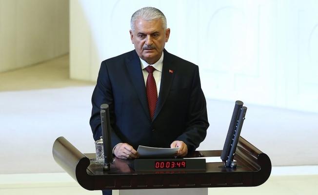 Meclis başkanı Binali Yıldırım seçildi
