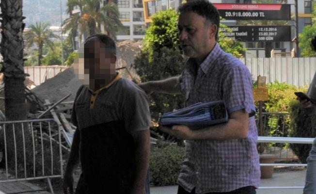 Tefecilik yaptığı iddia  edilen şüpheli yakalandı