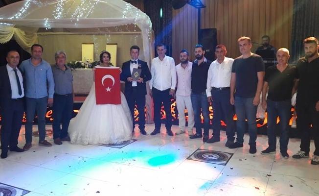 Türkdoğan ritüelini sürdürüyor