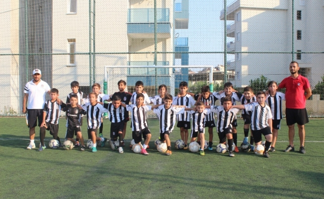 BJK Futbol Okulları'na ziyaret