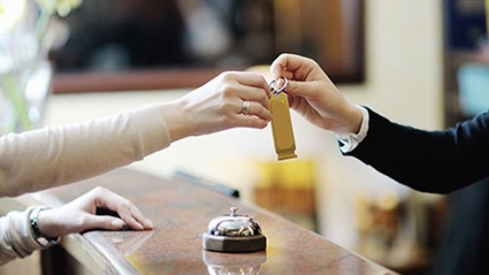 En yüksek doluluk  5 yıldızlı otellerde