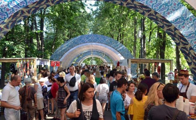 Moskova'da Türkiye'ye yoğun ilgi