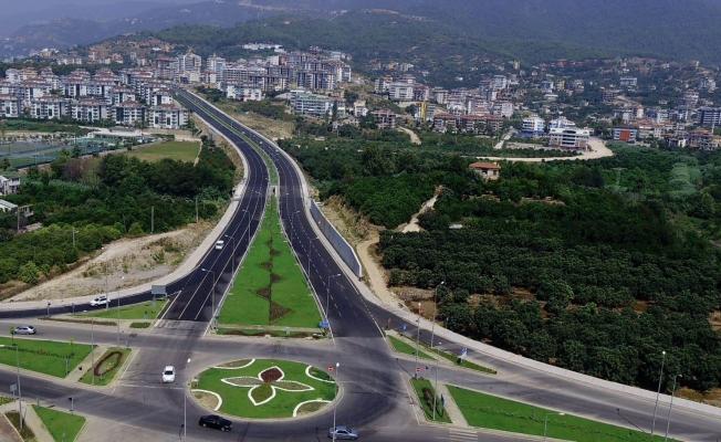Büyükşehir'den Alanya'ya  704 milyon liralık yatırım