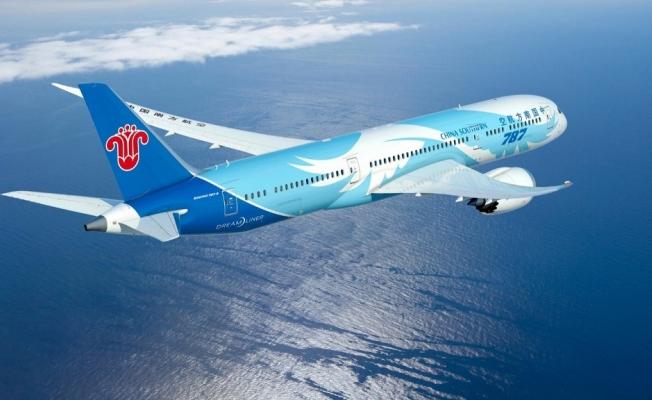 Çinli hava yolu devi   Türkiye'ye dönüyoruz
