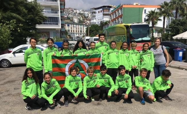 Eskrim takımı Konya'da