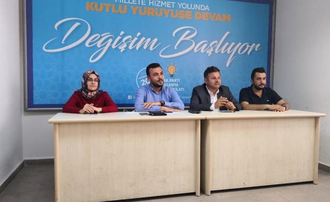 Ak Parti'de gündem yerel seçim