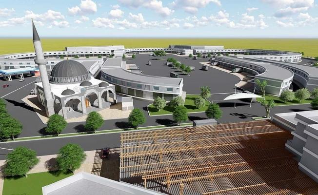 Büyükşehir çağdaş haller inşa ediyor: Alanya da listede