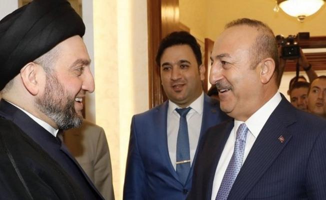 Çavuşoğlu: Irak'a tam destek vereceğiz