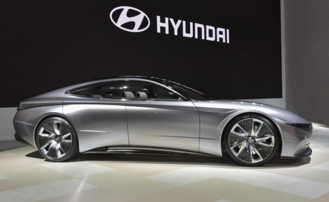 Hyundai'den Paris'te  Performans Sunumu