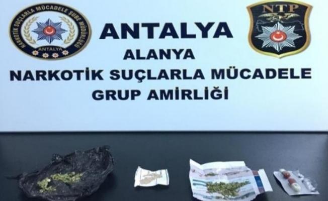 Uyuşturucu operasyonunda 3 tutuklama