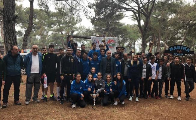Mevlüt Çavuşoğlu Spor Lisesi'nden büyük başarı