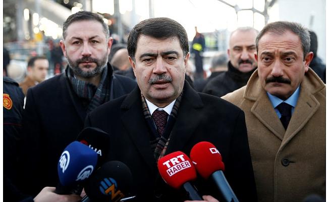 Ankara Valisi Vasip Şahin Açıkladı: 7 ÖLÜ, 46 YARALI