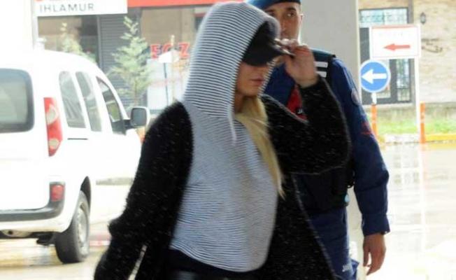Alanya'da Alman kadın 10 bin euro dolandırdığı iddiası