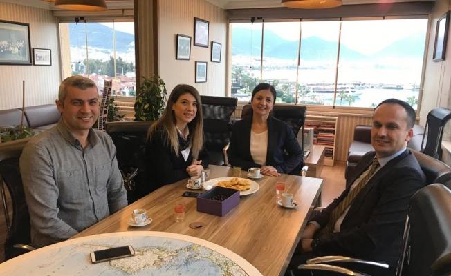 Alanya İsabet Okulu 10 Ocak'ı kutladı