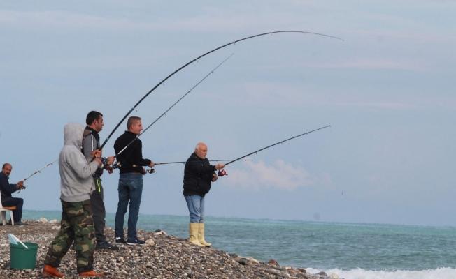 Amatör balıkçılar krizi fırsata çevirdi