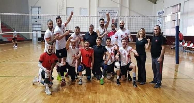 Belediyespor Konya'yı mağlup etti