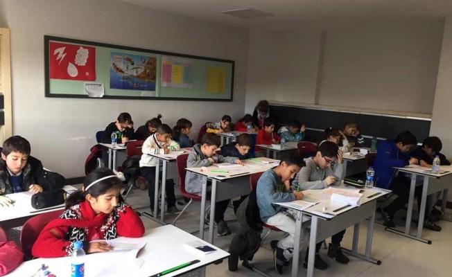 Bil'de sınav heyecanı
