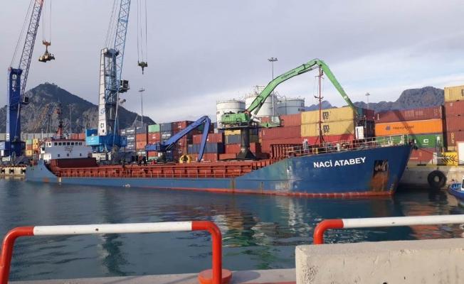 Denizi kirleten gemiye 799 bin lira ceza