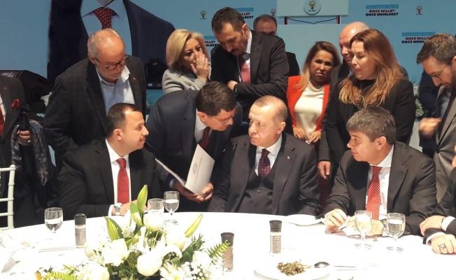Erdoğan'a esnaf dosyası