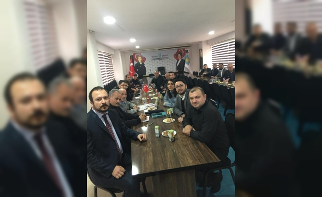 İYİ Parti'den seçim güvenliği toplantısı