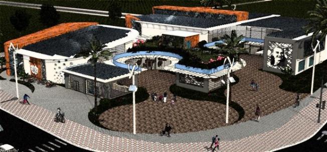 Mahmutlar'a dev kültür merkezi ve düğün salonu geliyor