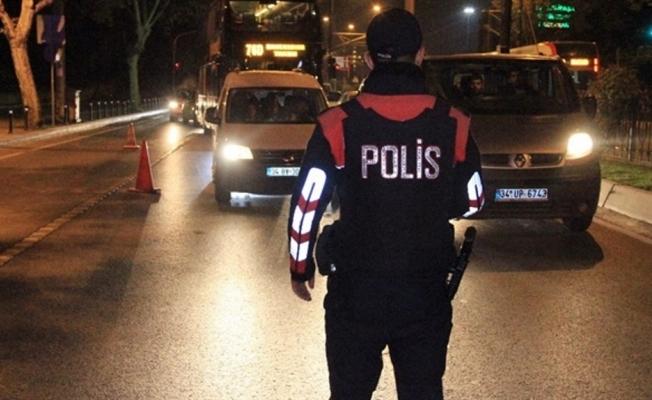 5 bin 841 kişi sorgulandı, aranan 23 kişi yakalandı