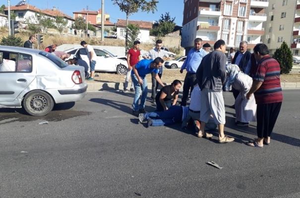 Alanya'da 2 feci kazada 3 yaralı var!
