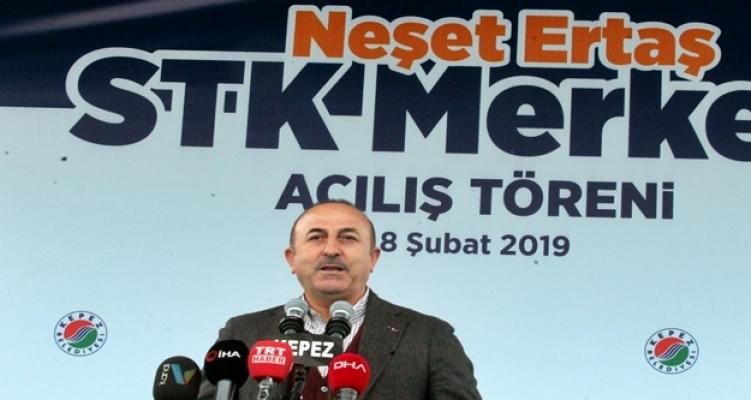 Bakan Çavuşoğlu Antalya'da gündeme dair açıklamalar yaptı!