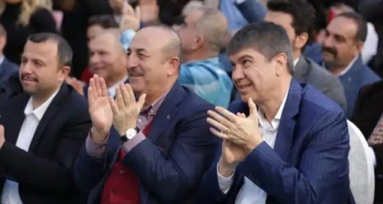 Bakan Çavuşoğlu ve Türel Alanya'ya geliyor