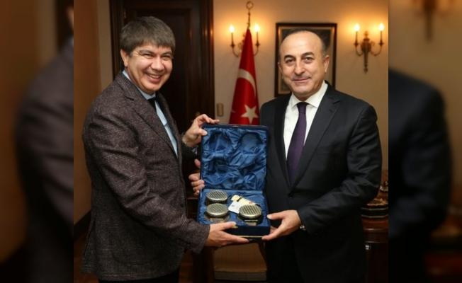 Sosyal tesisi Çavuşoğlu ve Türel açacak