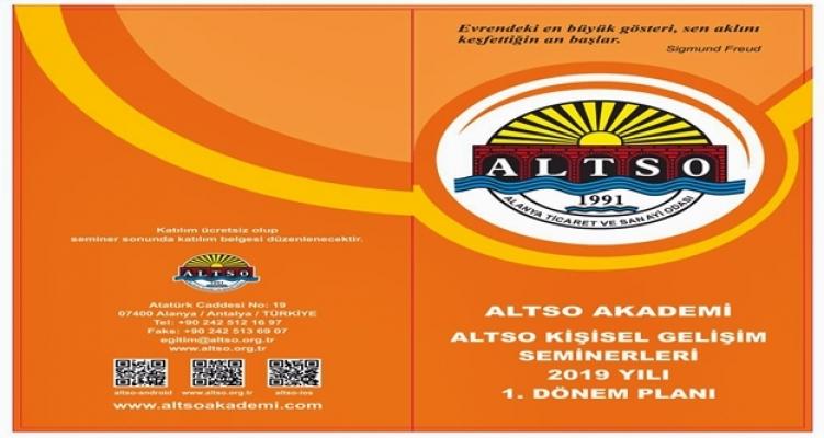 ALTSO'dan yeni seminer