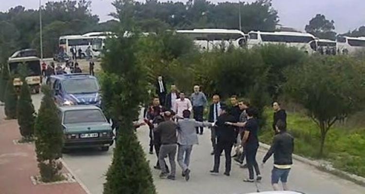Otobüste başlayan kavga hastanede bitti! 4 kişi yaralandı