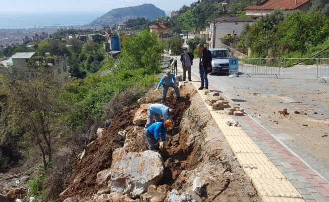Alanya Belediyesi vatandaşların istekleri bir bir yerine getiriyor