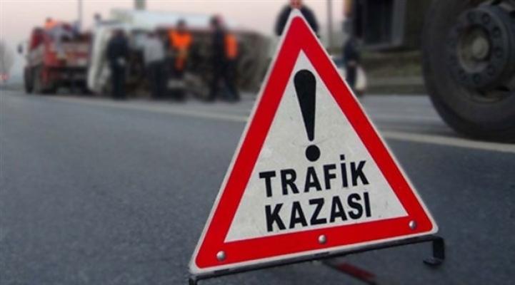 Alanya'da feci motosiklet kazasında 3 kişi yaralı