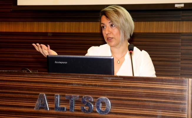 ALTSO'dan bir eğitim daha