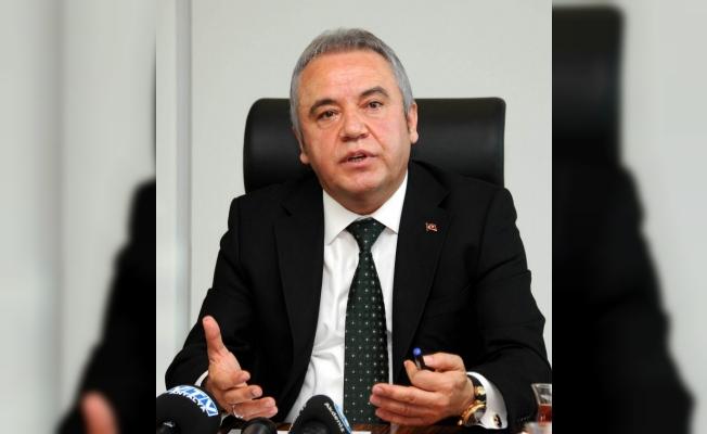 'Antalya'yı adaletli bir anlayışla yöneteceğiz'