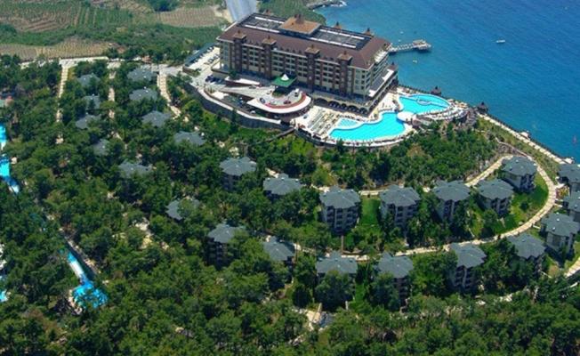 Beş yıldızlı otel 31,5  milyon euroya satıldı
