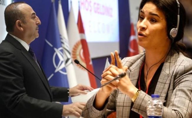 Çavuşoğlu, canlı yayındaki küstahlığı affetmedi