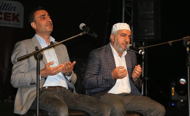 Başkan Böcek talimat verdi: Ramazan konserleri iki gün iptal!
