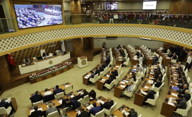 Büyükşehir Meclisi'nde 'oy birliği'