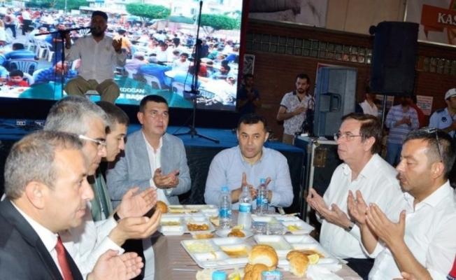 Türkdoğan'dan iftara davet