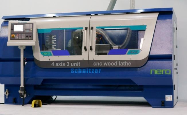 4 Eksen CNC Torna – Schnitzer Makine