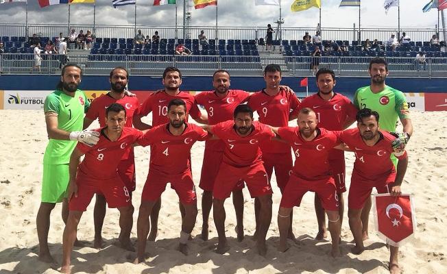 Alanya'dan 6 sporcu Milli Takım'da