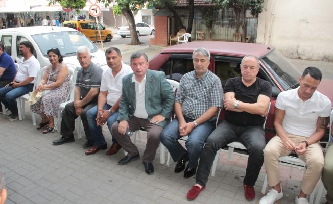 CHP teşkilatta bayramlaştı