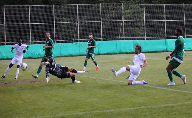 Alanyaspor'dan tek gollü galibiyet