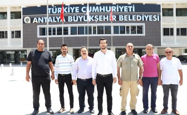 Antalya Büyükşehir'de grev yarın başlıyor