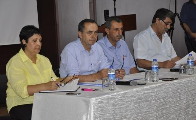 Gazipaşa'da sahil yasağı meclisten geçmedi